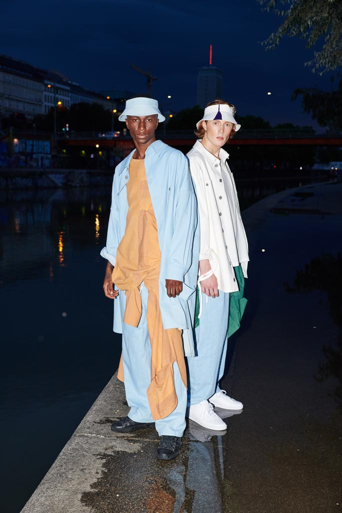 Club Edition is House of the very islands Spring Summer Collection in 2021