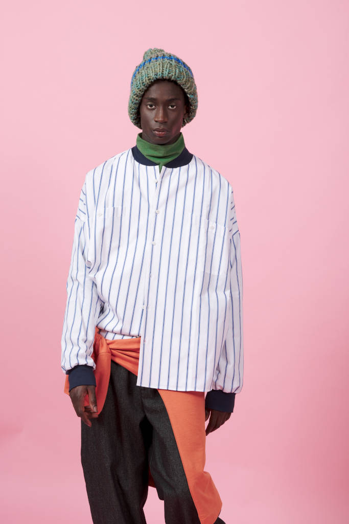Autumn Winter Collection for 2021 and 2022 by Viennese Fahion label House of the Very Islands